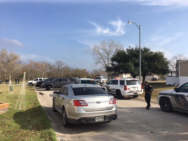6-year-old boy, suspect killed in shootout with deputies. (SBG Photo)