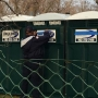 Don's Johns port-a-potties get name taped over at site of The Donald's inauguration