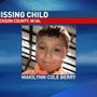 Deputies searching for missing 3-year-old boy in Jackson County