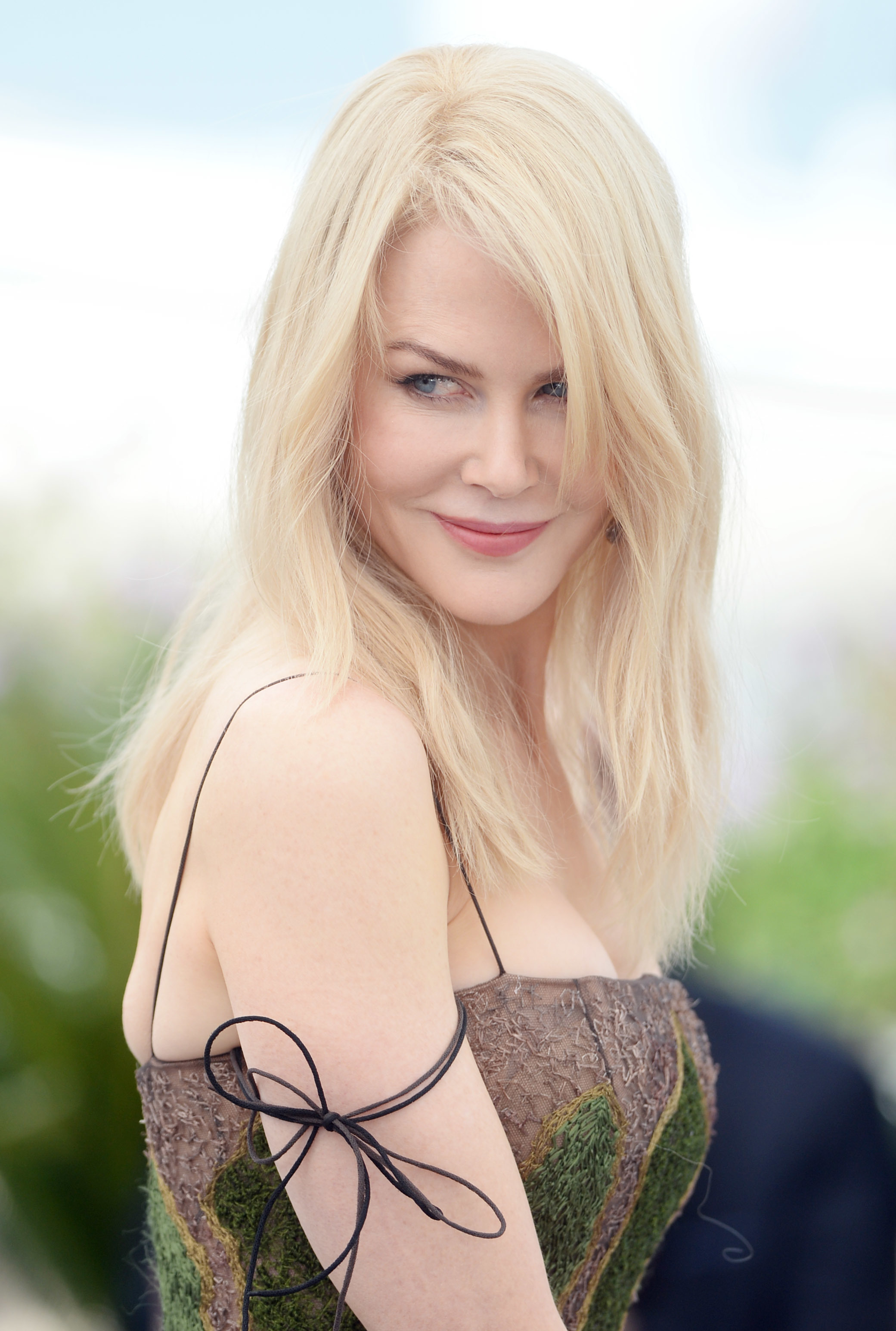 Nicole Kidman attending the photocall for 'The Killing of a Sacred Deer' during the 70th annual Cannes Film Festival at Palais des Festivals in Cannes, France.  Featuring: Nicole Kidman Where: Cannes, France When: 22 May 2017 Credit: WENN.com