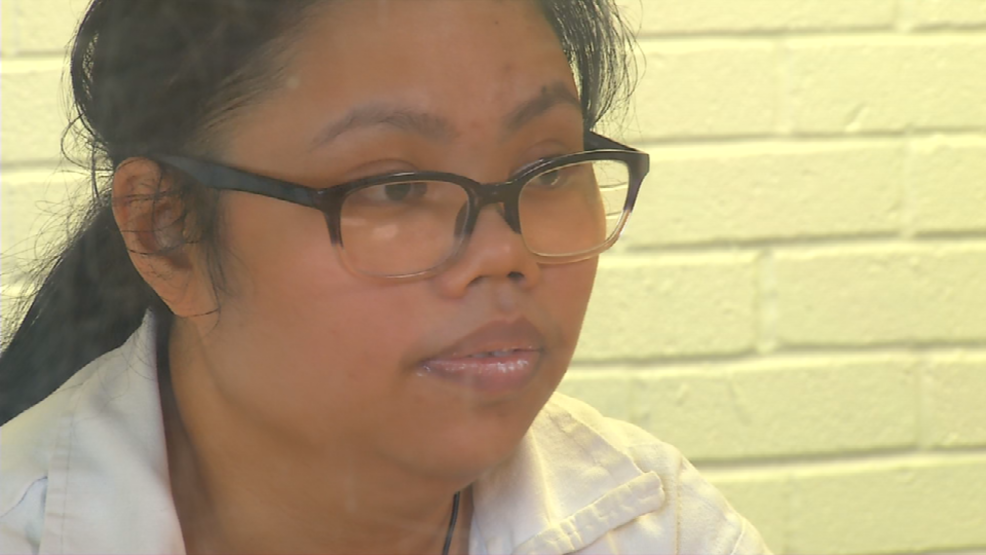 Woman who abandoned newborn at Via-park-and-ride speaks from
