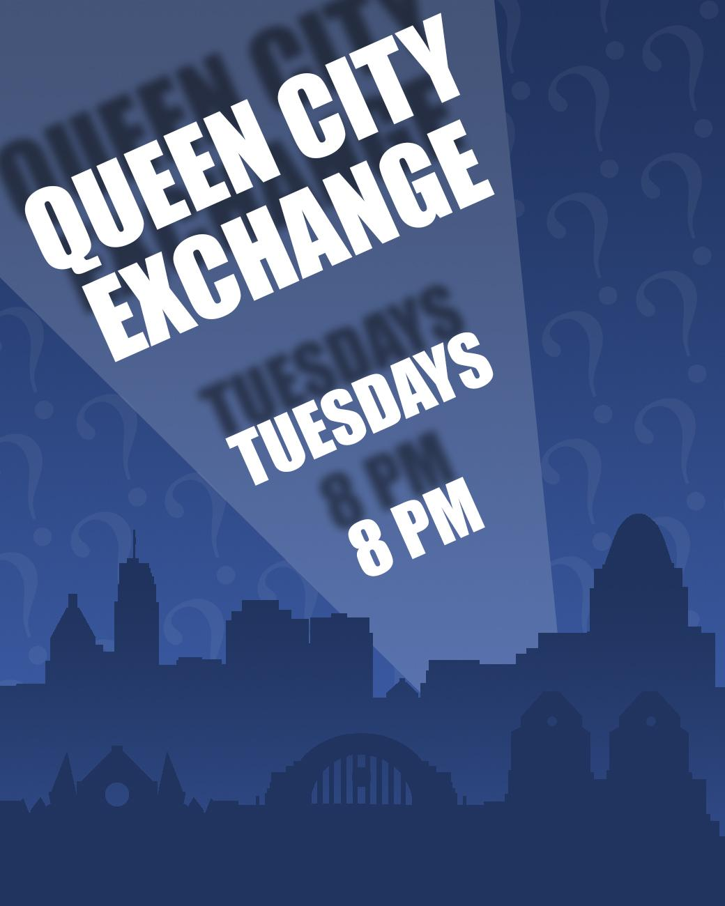 Queen City Exchange has trivia every Tuesday starting at 8 PM. ADDRESS: 32 W. Court Street (45202) / Image: Phil Armstrong, Cincinnati Refined // Published: 8.30.17