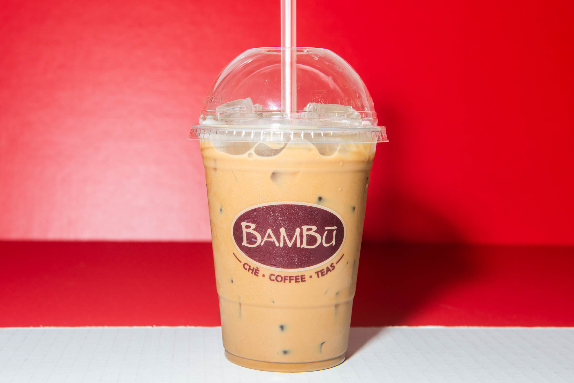 Located on 7th between James and Lane, BAMBU specializes in sweet drinks. (Image: Chona Kasinger / Seattle Refined)