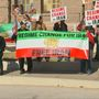 Dozens rally at capitol for freedom in Iran