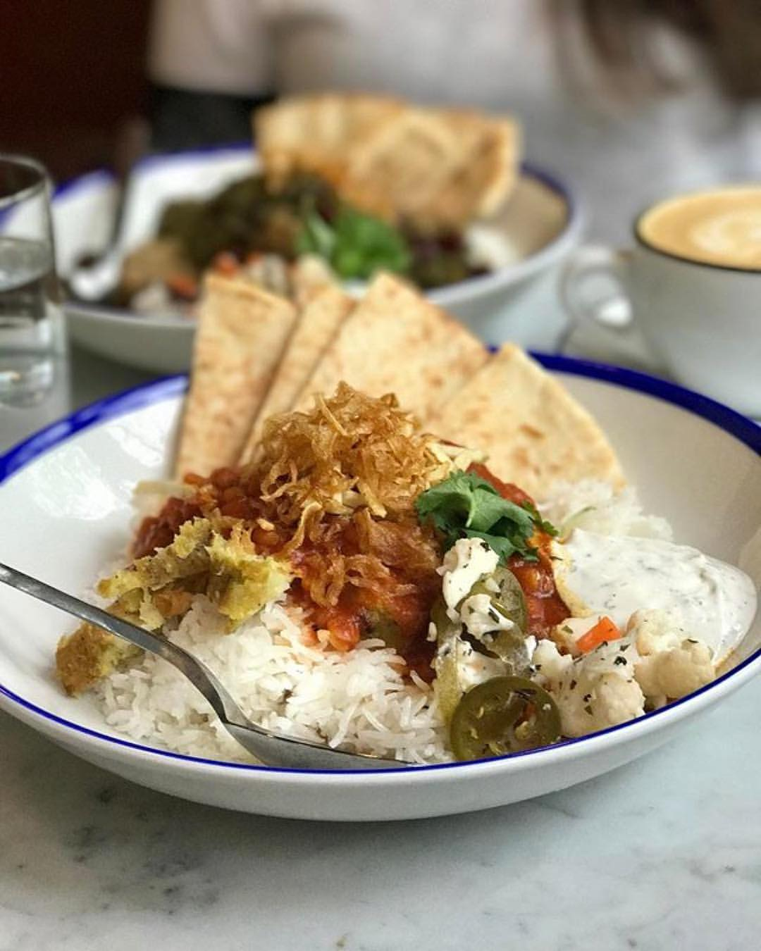 Cherry Street Public House's Persian Stew. Called a koresh, you can choose from three proteins and three types of stews. I'm partial to the gheimeh with it's blend of tomato, yellow, split peas, and saffron. (Image: Cherry Street Public House)<br><p></p>