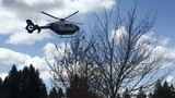 4-year-old airlifted to hospital after fall from 2nd story window in Lacey