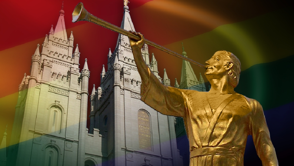 "New book details LDS teen's ""humiliating"" gay conversion therapy in Utah"