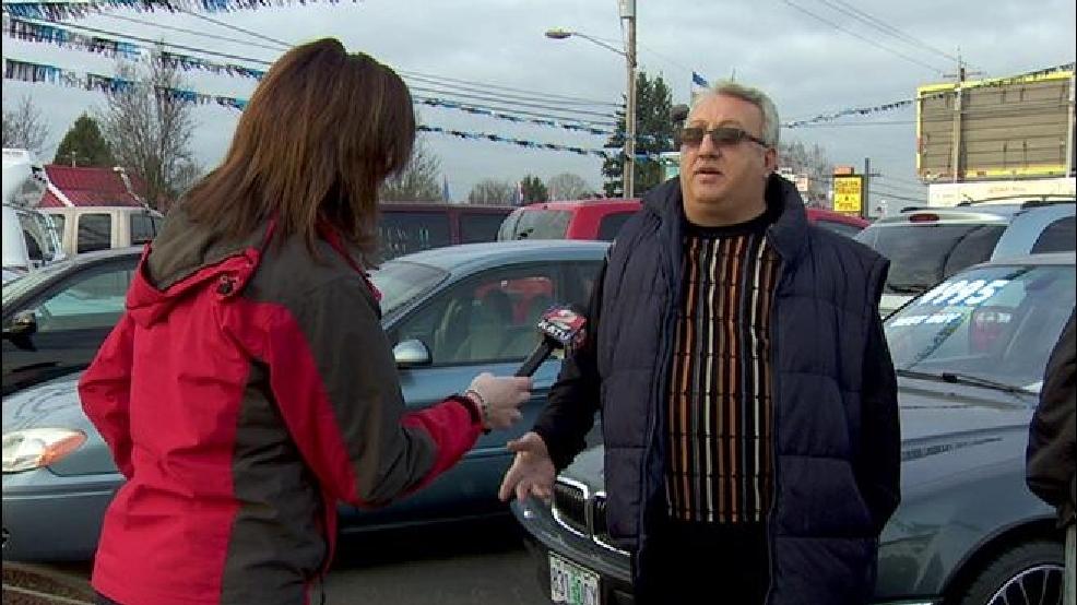 Portland Car Dealership Racks Up Complaints Katu