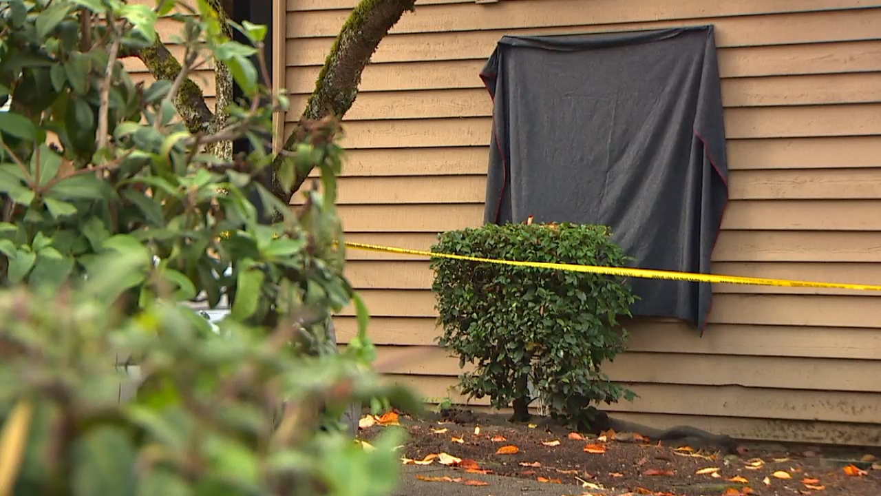 police investigate after woman found killed in milton apartment komo