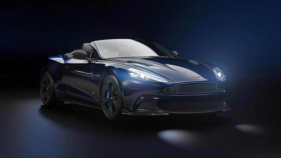 Aston Martin\'s \'Tom Brady Signature Edition\' limited to 12 cars | WJAR