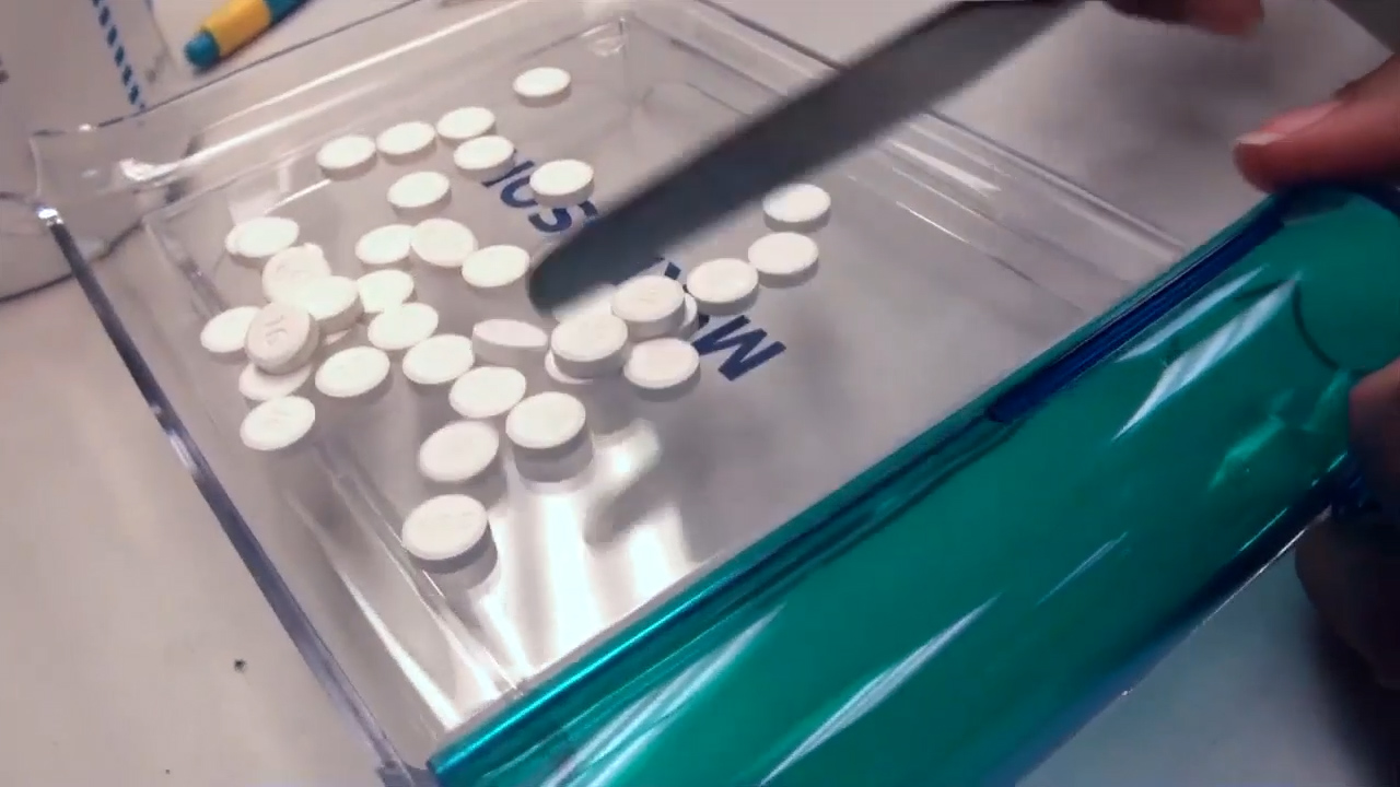 Lawmakers have so far no presented a solution to the nation's opioid epidemic. (Sinclair Broadcast Group)