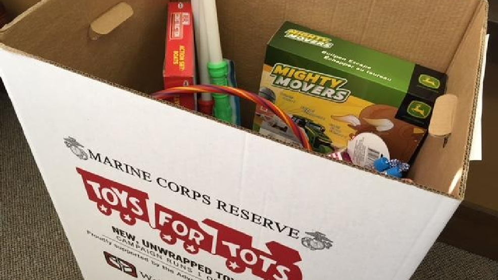 Several Locations In Yakima Accepting Toys For Tots Donations Kima