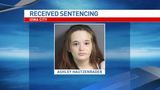 Iowa woman accused of leaving baby for dead gets probation