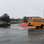 West Genesee HS evacuated after call came in threatening to blow up building; Students OK