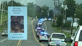 Several hundred pay their respects to Tennessee K9 killed in the line of duty