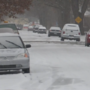 Road conditions: Police respond to more than 60 crash reports Thursday due to snow