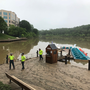 PICS | Columbia lakefront flooded & damaged