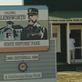 Historic African American town of Allensworth