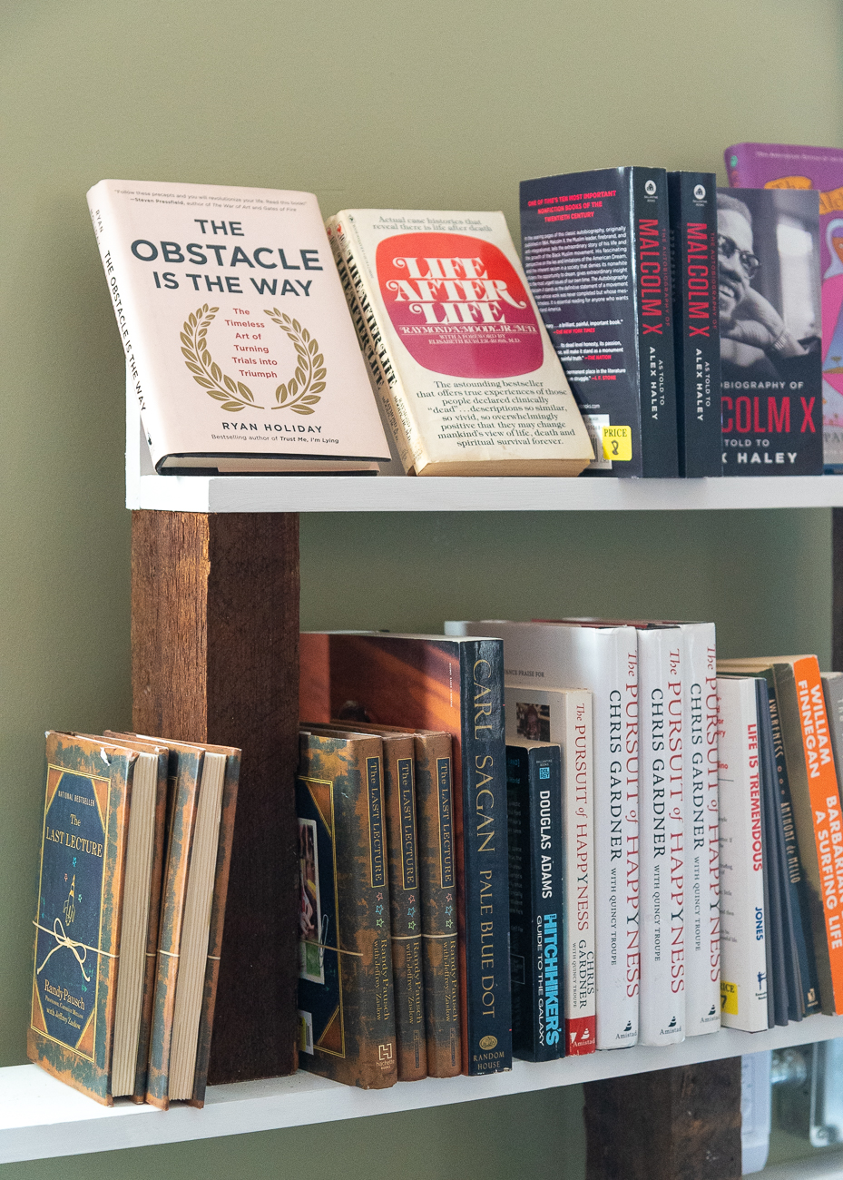 Flow sells both new and used books, too. / Image: Phil Armstrong, Cincinnati Refined // Published: 11.27.20