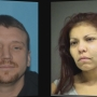 Police say married couple behind robbery, shootings, chase; husband is sex offender