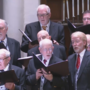 Local men's choir celebrates 90th anniversary with live performance