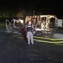 Unusual accident cited as cause of church vans destroyed by fire