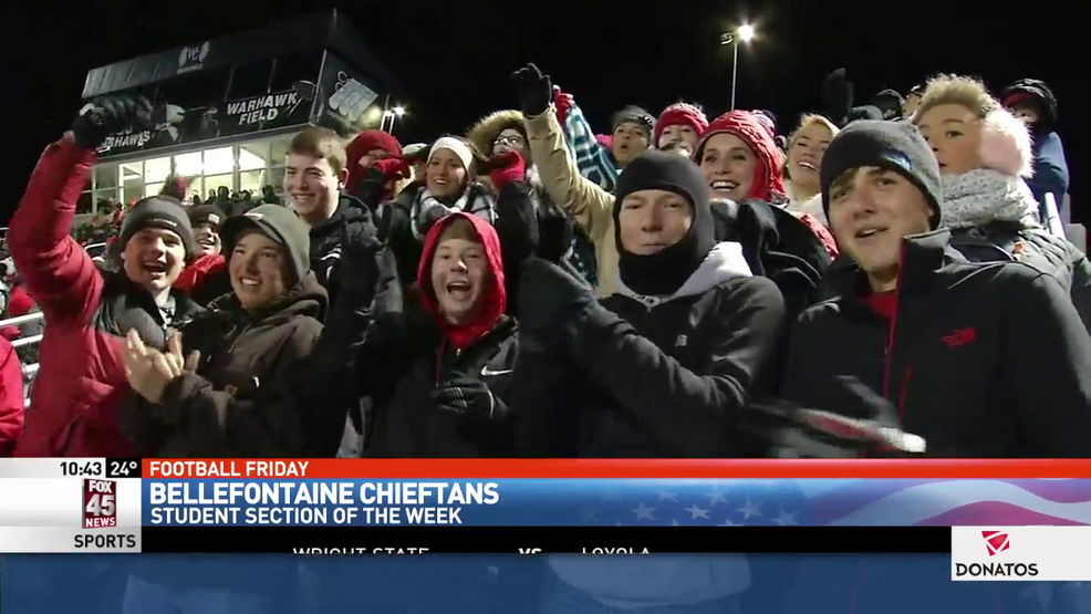 Week 12: Bellefontaine Chieftans