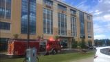 Contractor taken to hospital after reported explosion at Roper St. Francis building