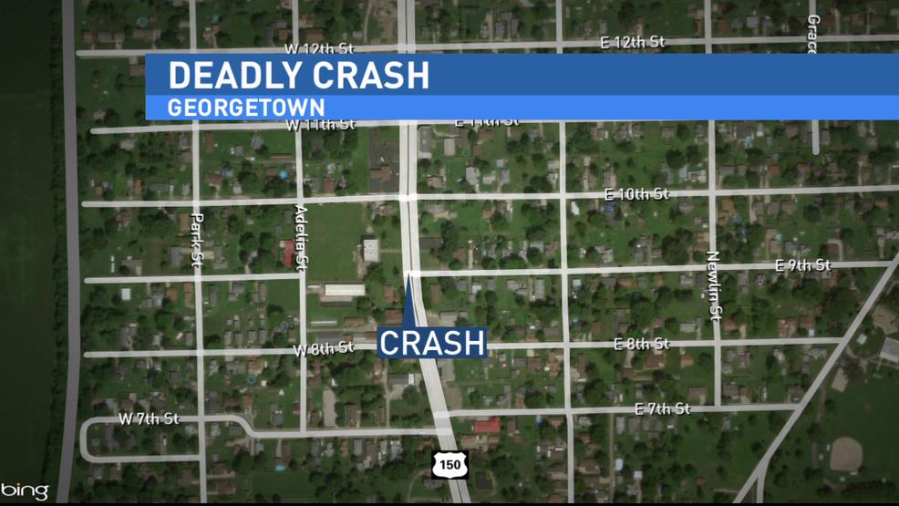 Man dies in Georgetown rollover crash   WRSP
