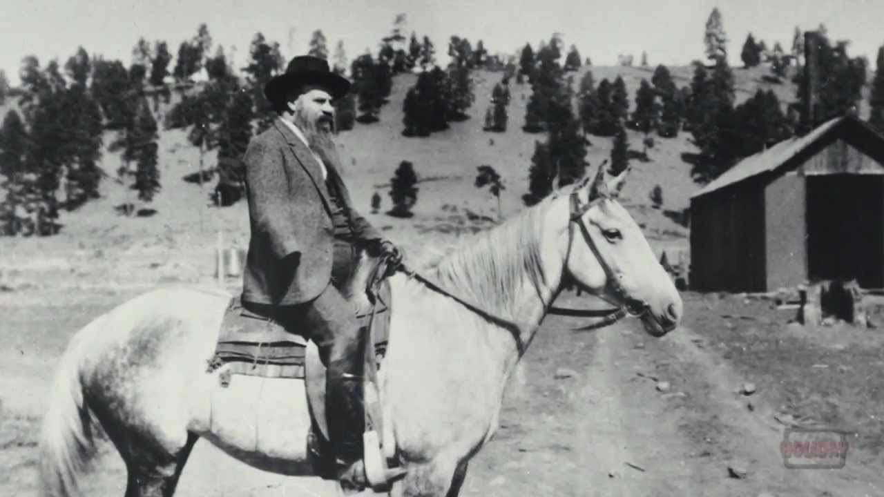 History - John Wesley powell on horse{&amp;nbsp;}<p></p>