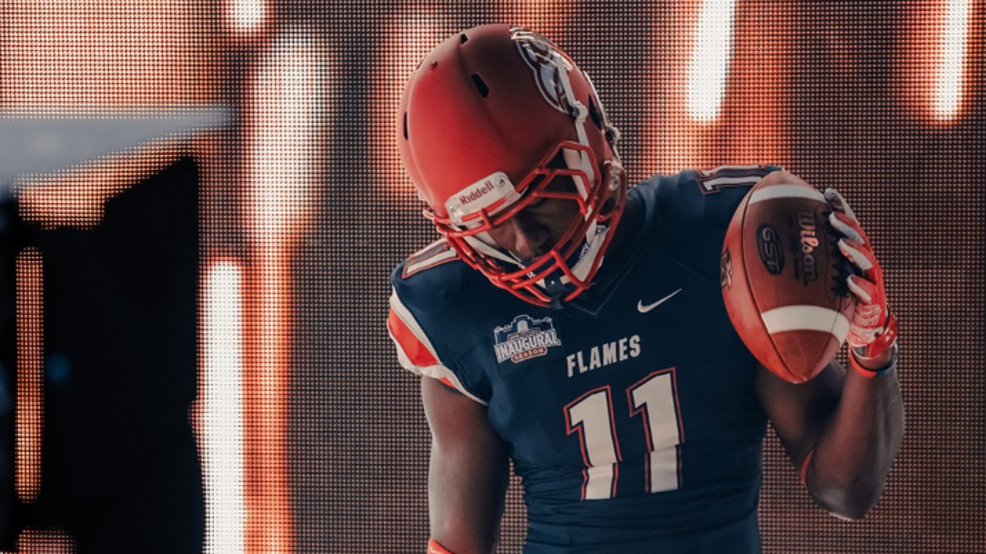 outlet store b5dae eefd6 Liberty University considering new jersey sponsor after Nike ...