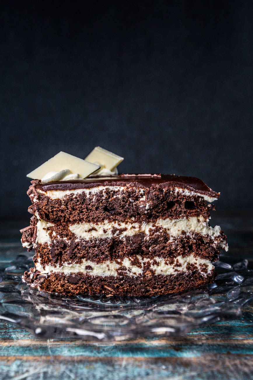 The legendary opera cream torte from BonBonerie / Image: Catherine Viox // Published: 1.4.20