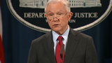 LIVE: Attorney General Jeff Sessions on efforts to fight violent crime