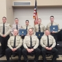 Wagoner County sheriff welcomes 5 new deputies to office