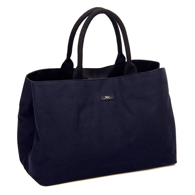 SCOUT, The DJ Bag – Navy Canvas (Photo: SCOUT)