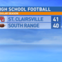 10.19.18 Highlights: St. Clairsville at South Range
