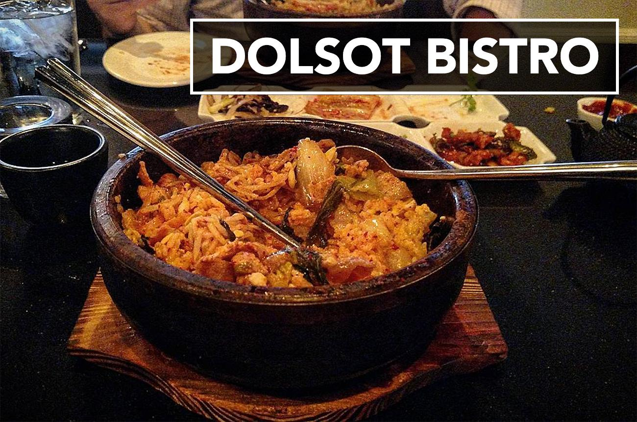 Dolsot Bistro is located at 5893 Pfeiffer Rd, Blue Ash, OH 45242 / Image: IG user @r0.davis // Published: 1.29.17