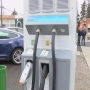 Avista unveils new charging station for electric cars in Rosalia