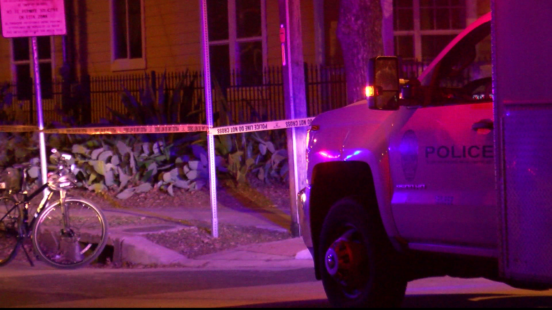 A man was seriously injured in a stabbing Wednesday night in East Austin. (CBS Austin)