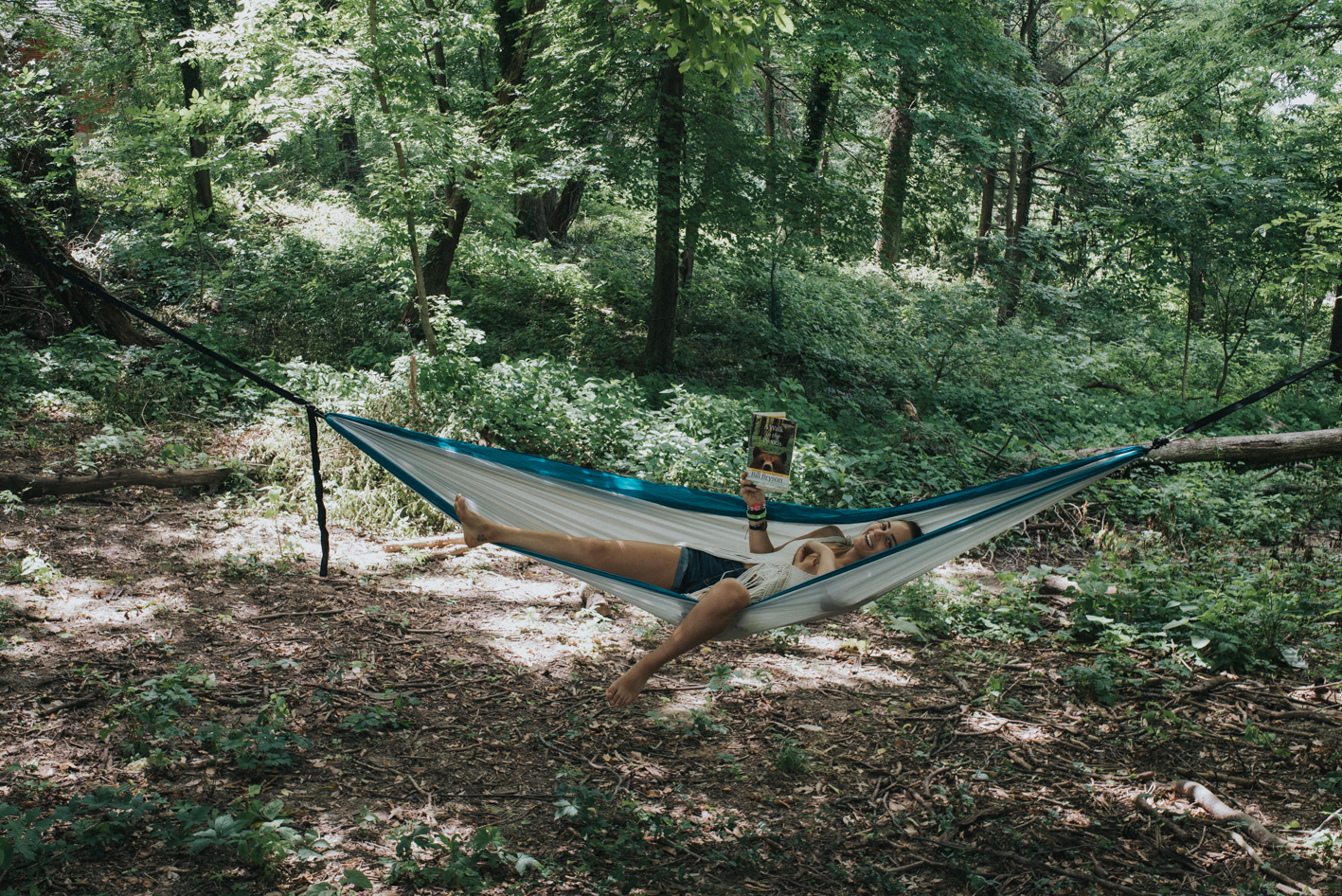 Find two sturdy trees, throw up your hammock, and chill with a book or a nap. The choice is yours. / Location: Burnet Woods / Address: 73251 Brookline Ave (45220) / Image: Brianna Long // Published: 6.14.17