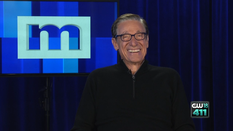 CW18 411: Interview With Maury Povich (10.24.17