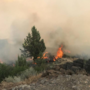 Graham Fire declared a conflagration