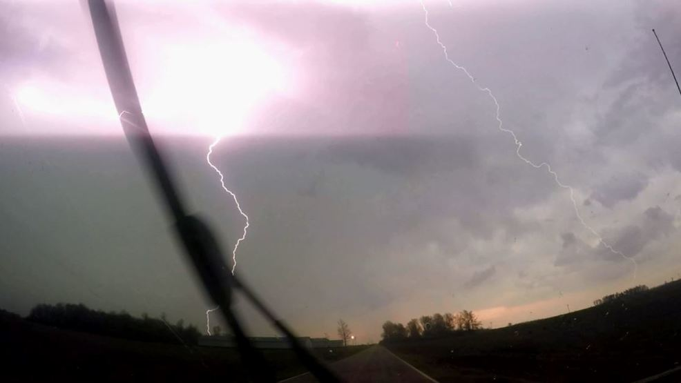 Inside the Storm: Slow motion lightning
