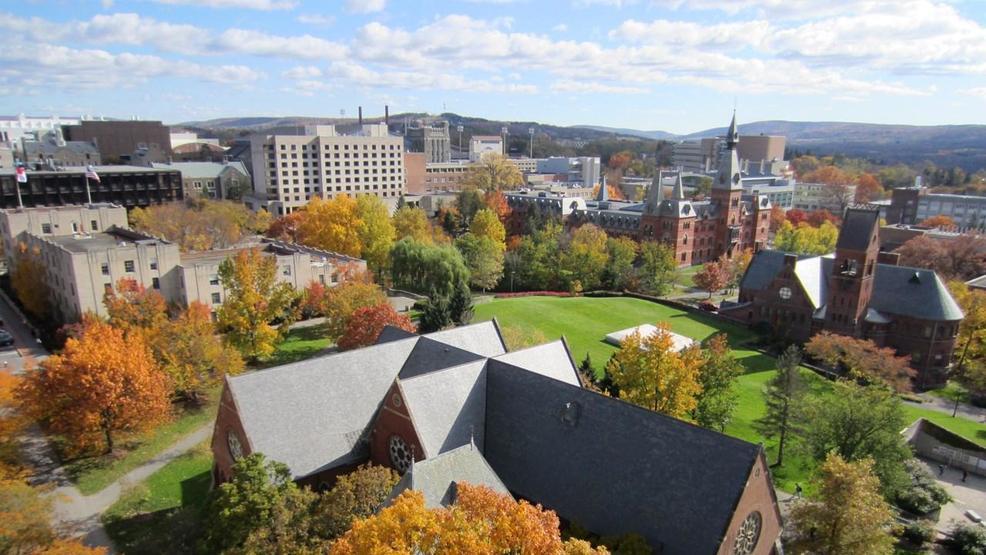 cornell university holds college fair wstm