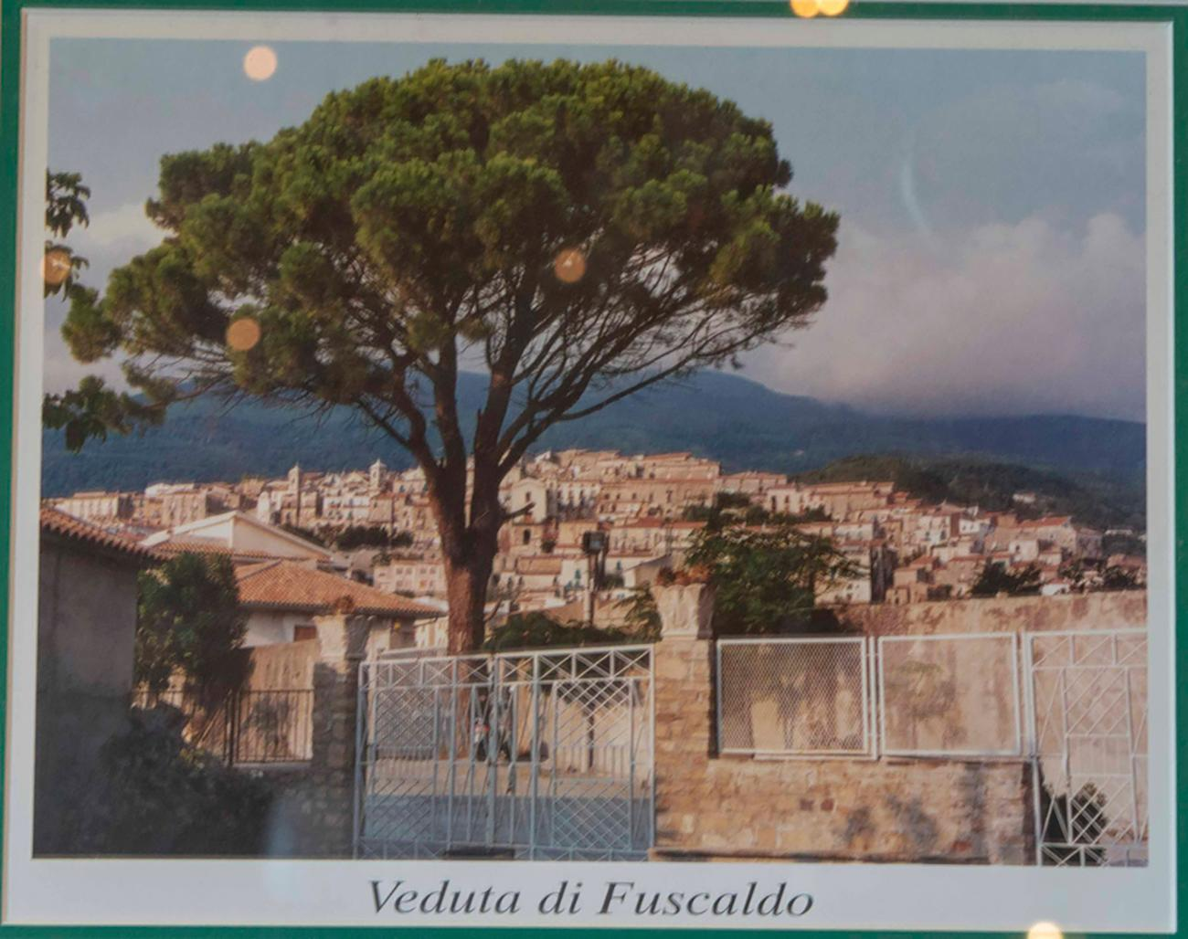 """Veduti di Fuscaldo"" translates to ""View of Fuscaldo"" in Italian, which is the city where the owners' ancestors lived in Italy.{ }/ Image: Joe Simon // Published: 3.10.19"