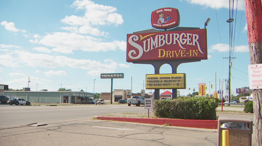 <p>FILE - A Chillicothe staple restaurant, Sumburger, closed its original drive-in restaurant in July 2020. (WSYX/WTTE)</p>