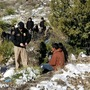 Illegal aliens from Guatemala found lost and freezing in desert, border officials say