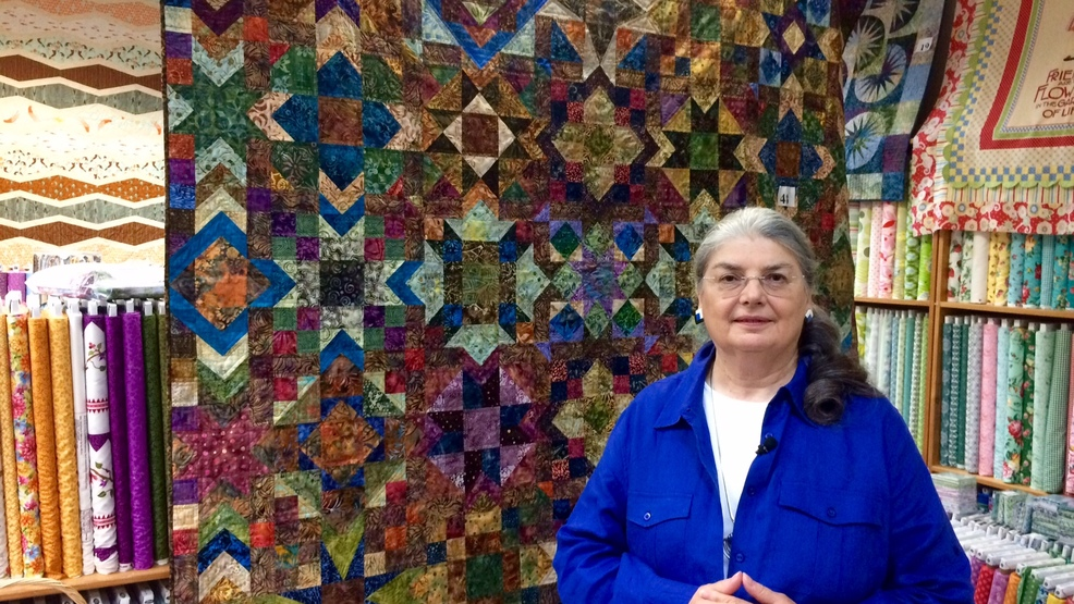 Asheville Quilt Show Aims To Raise Money For Manna Foodbank Wlos