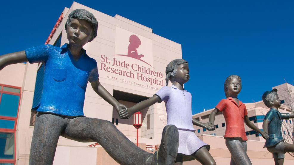 St. Jude Children's Research Hospital (Photo courtesy: St. Jude Children's Research Hospital)