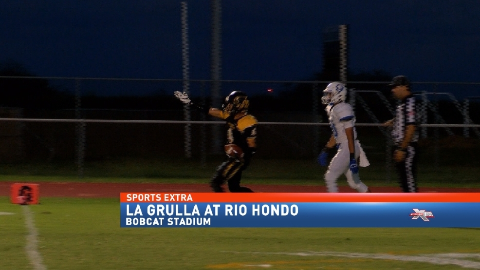 Rio Hondo Defense Shuts Down La Grulla